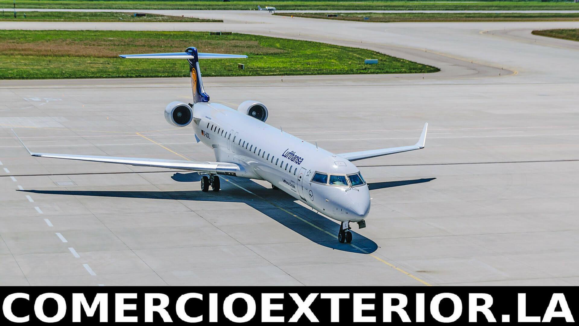 Transporte Aéreo en el comercio exterior