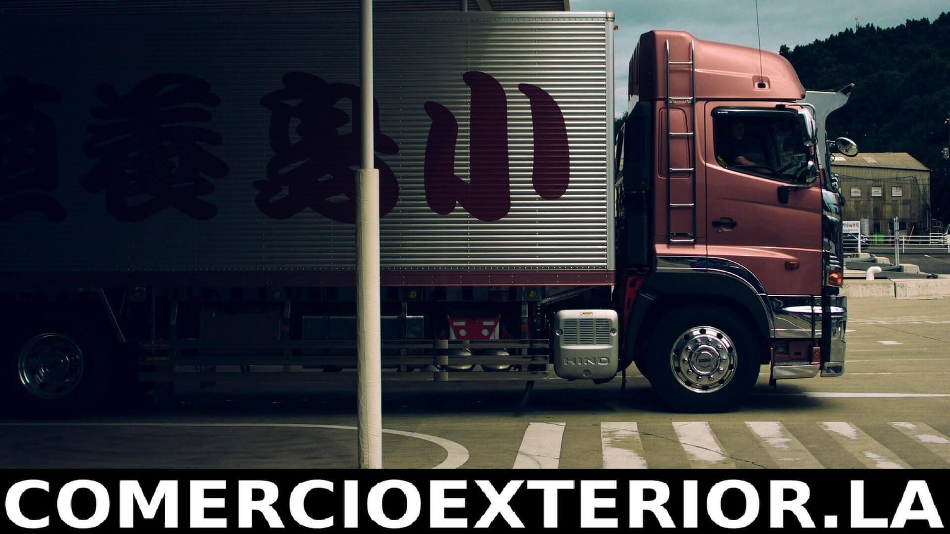 Transporte Terrestre dentro del comercio internacional