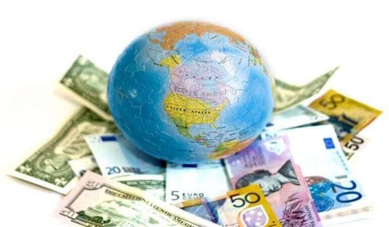 economía de países