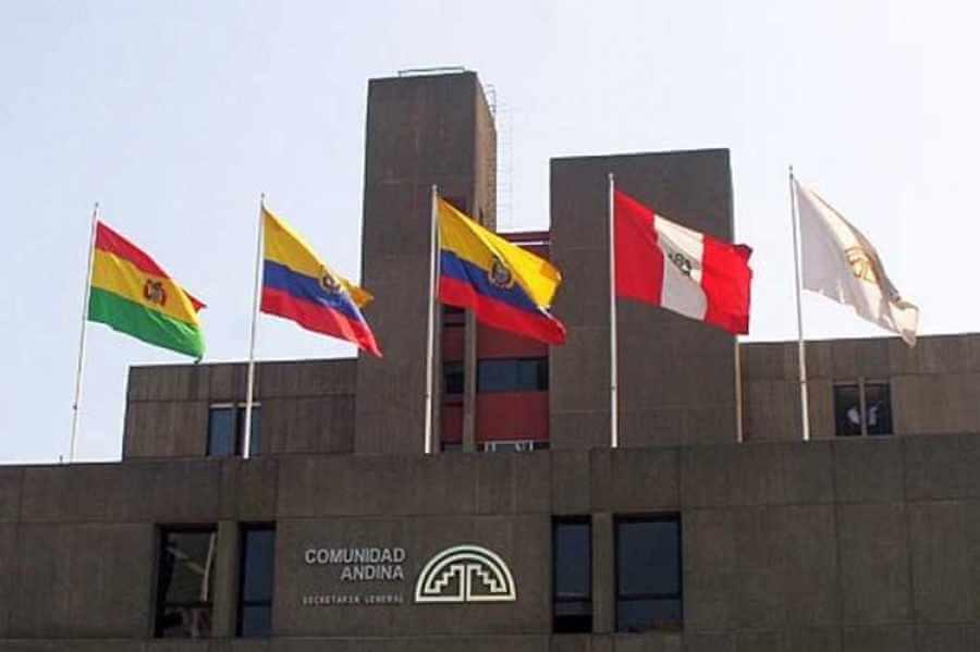 CAN - Comunidad Andina
