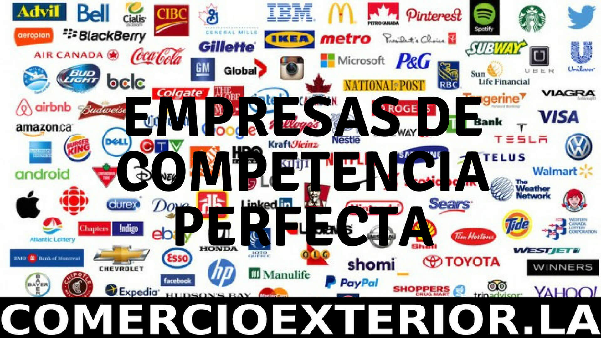 EMPRESAS DE COMPETENCIA PERFECTA