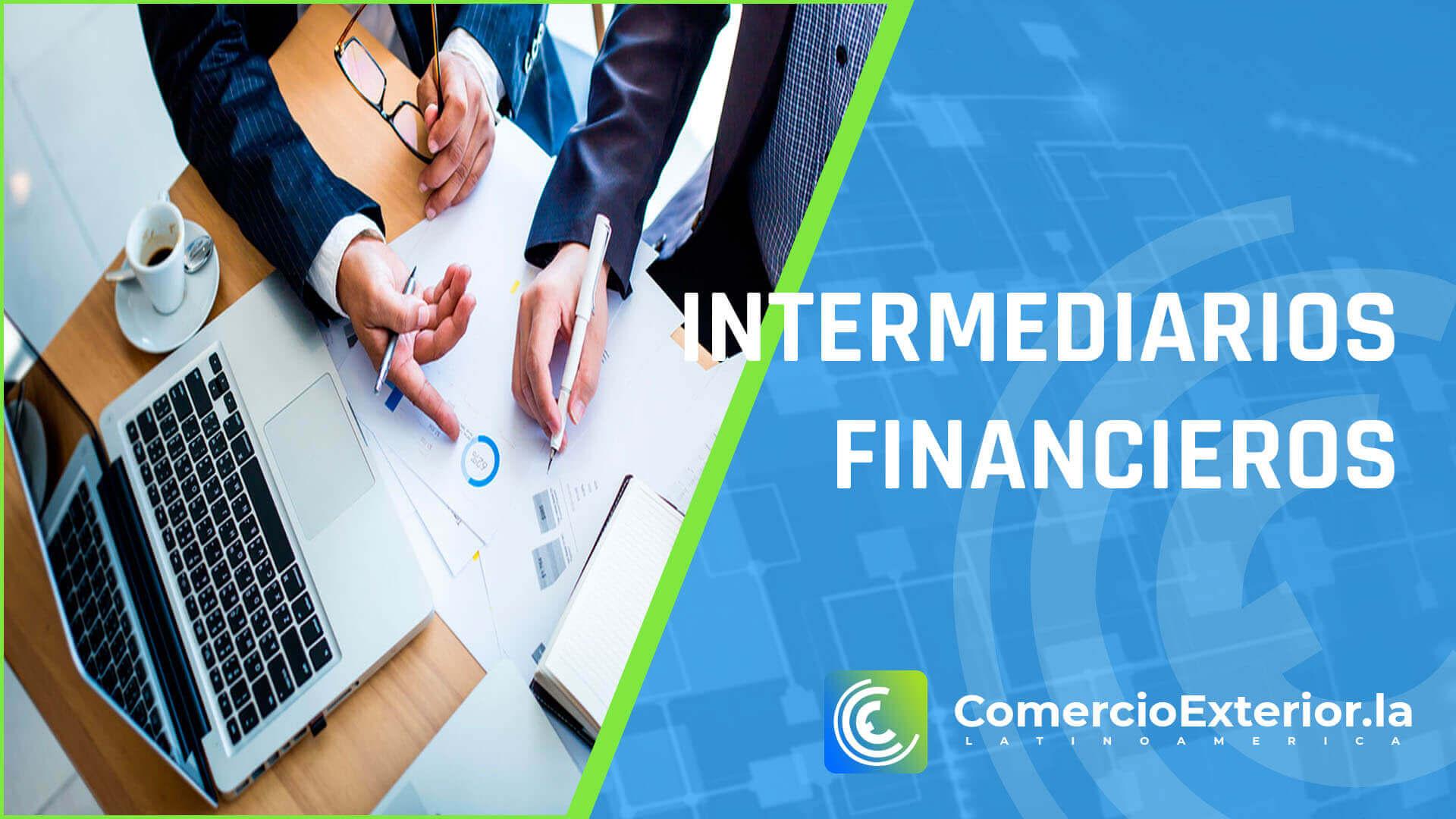 que son los intermediarios financieros