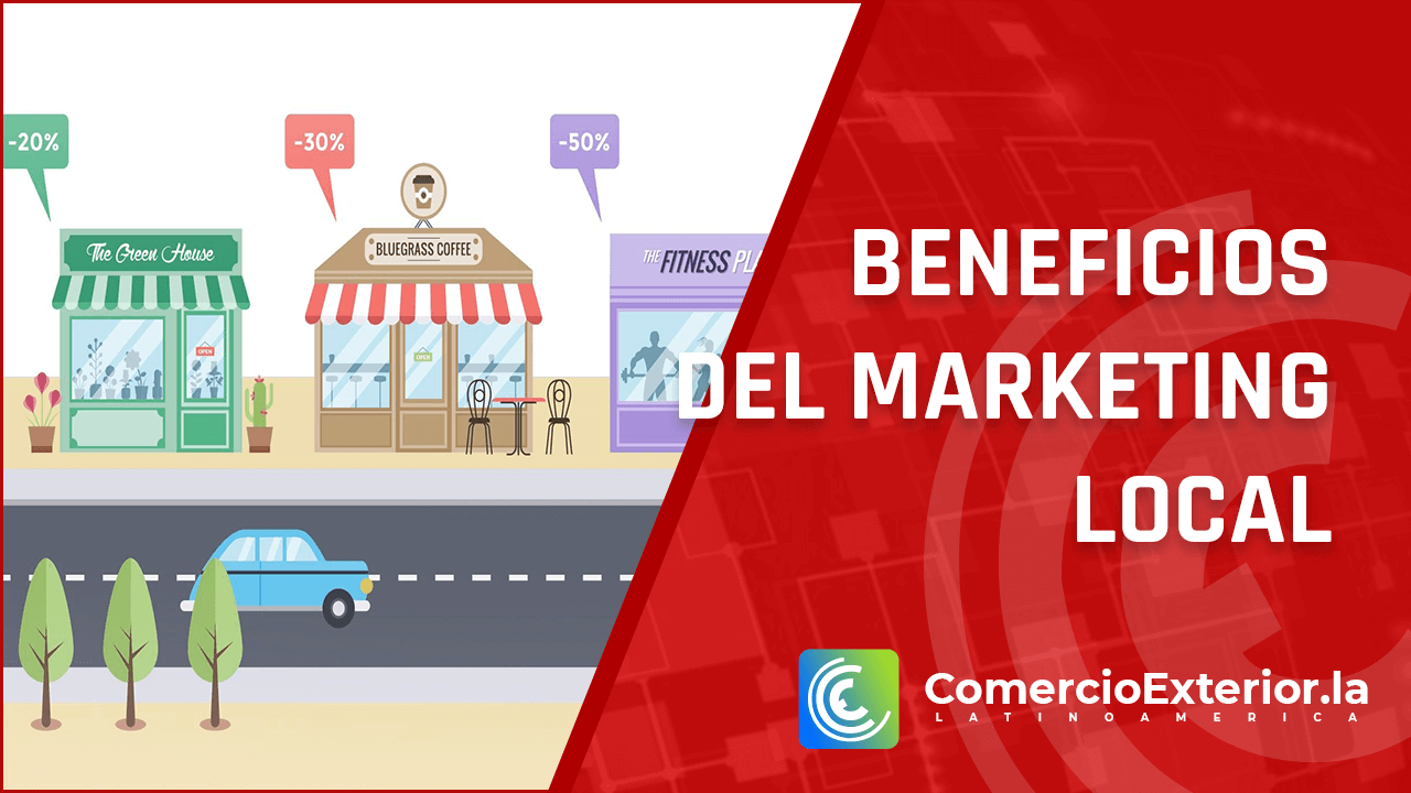 Beneficios del marketing local