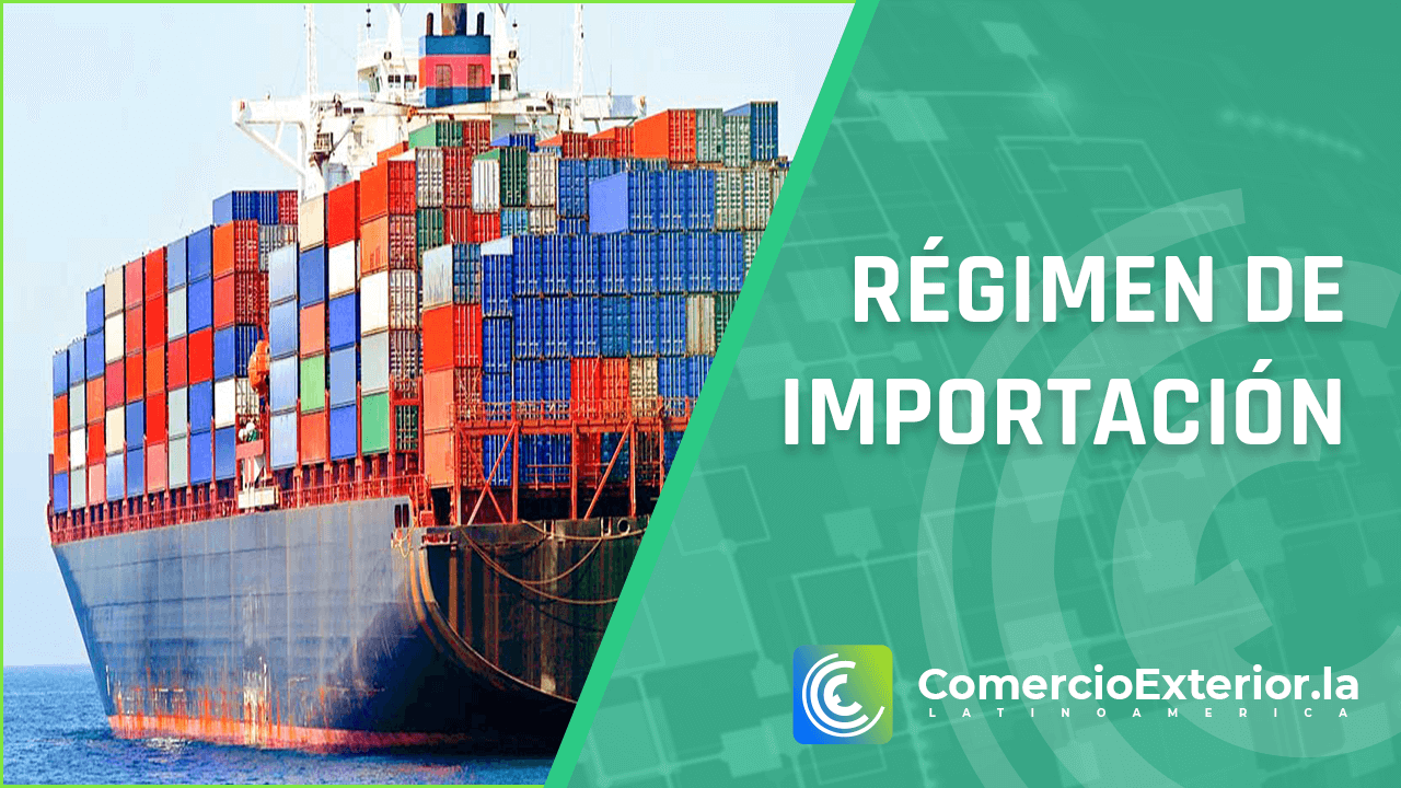 Régimen de importación peru