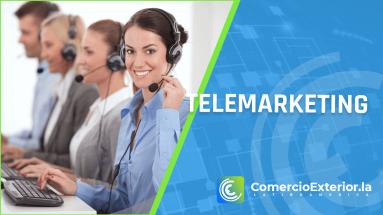 ¿que es el telemarketing?