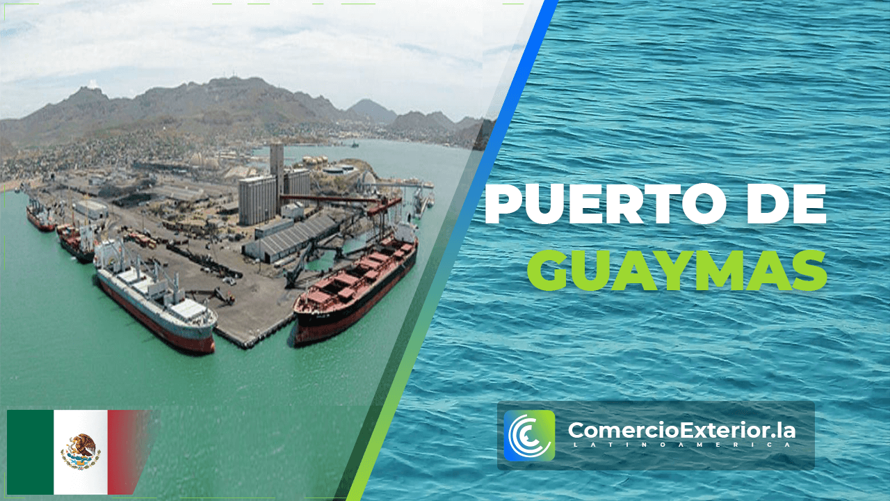 Puerto de Guaymas o Port of Guaymas
