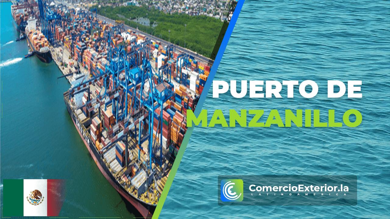 Puerto de Manzanillo México