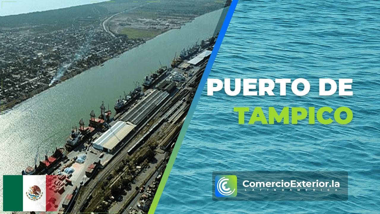 Puerto Tampico Mexico