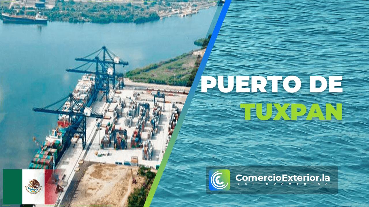 Tuxpan Port, Mexico