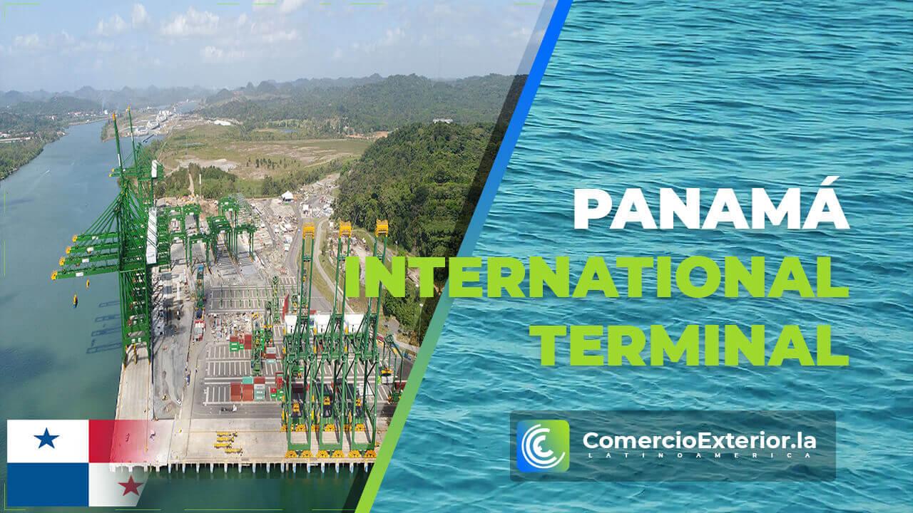 Terminal Internacional de PSA Panamá