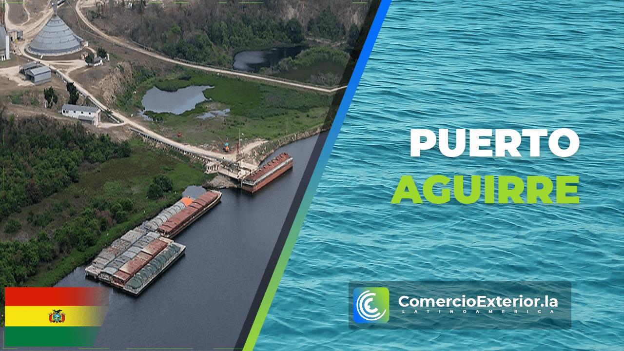 puerto aguirre bolivia