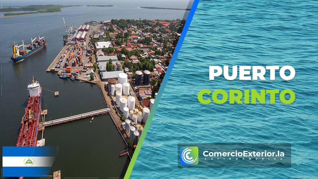 puertos de nicaragua corinto