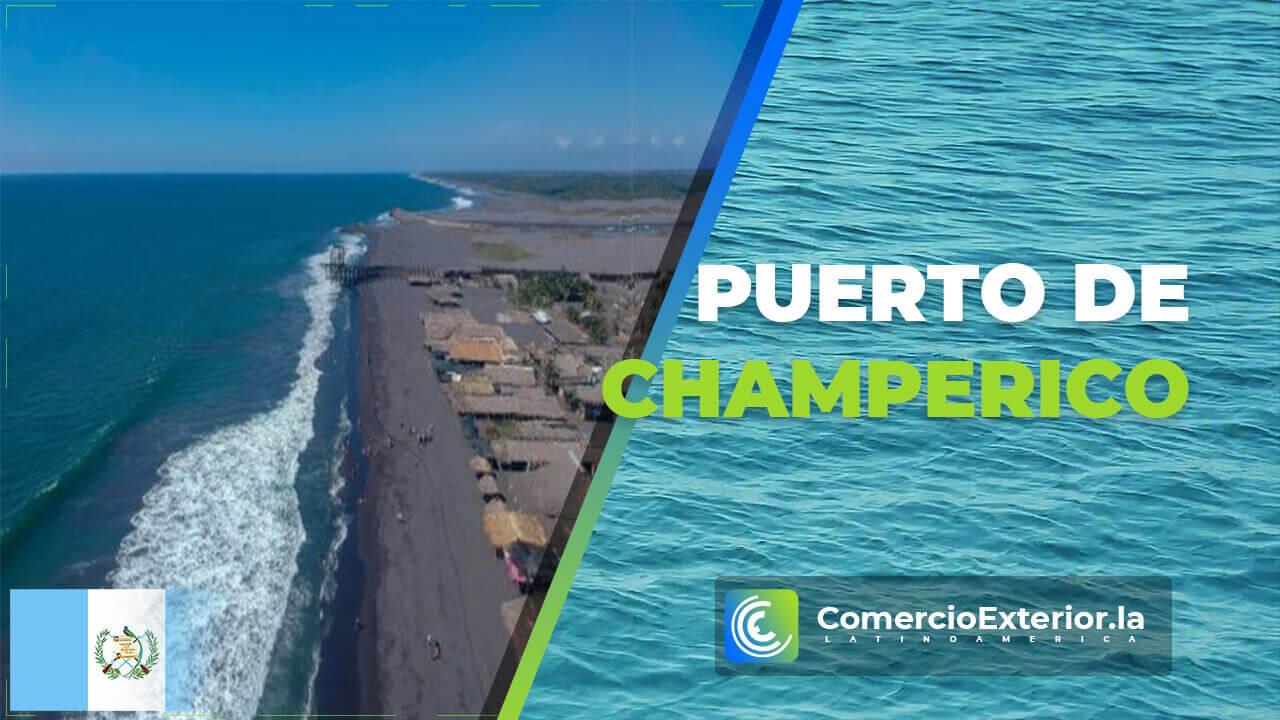 puertos de guatemala champerico