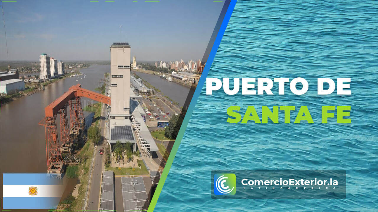 puertos de argentina, santa fe