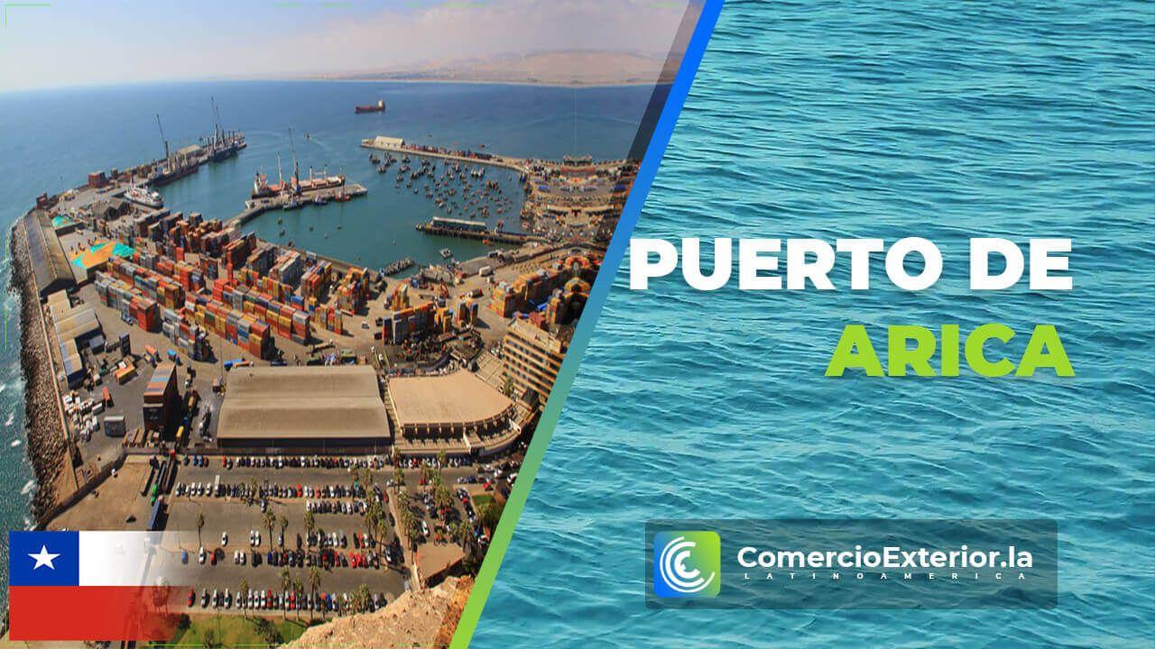 puerto de arica