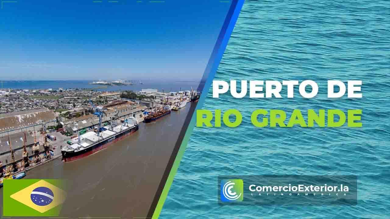 puerto de rio grande - brasil