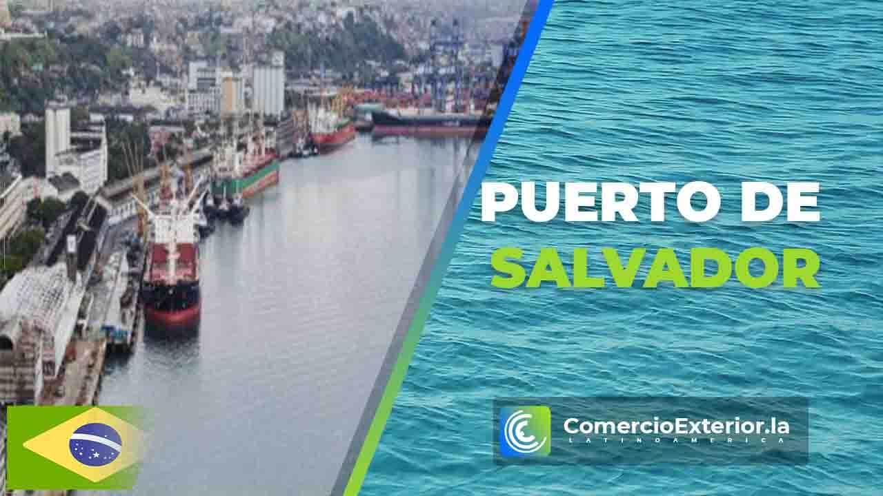 puerto de salvador - brasil