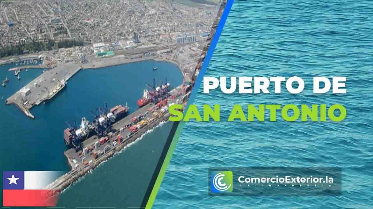puerto de san antonio - chile