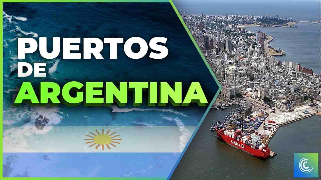Puertos de argentina
