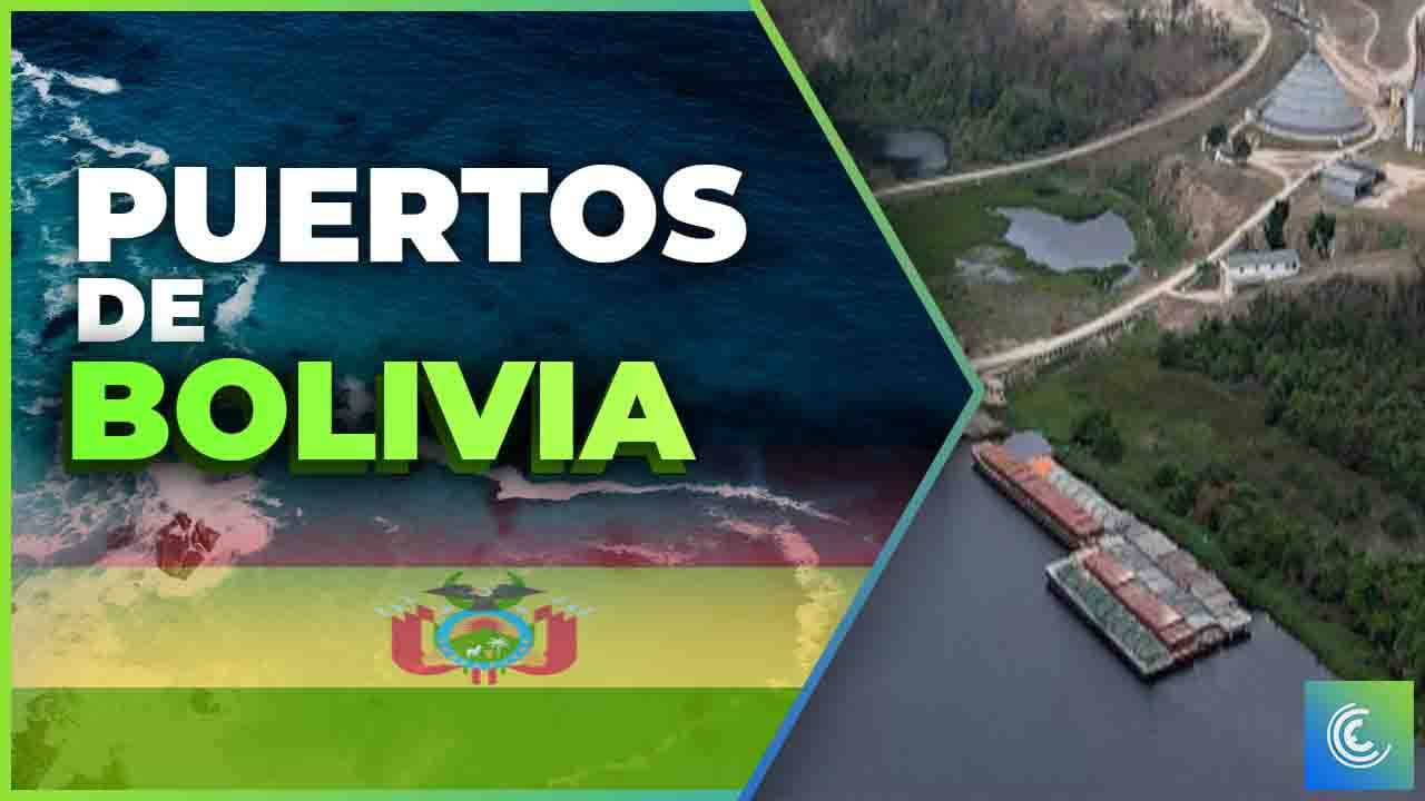 puertos de bolivia
