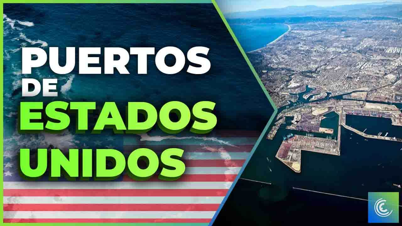 puertos de estados unidos eeuu