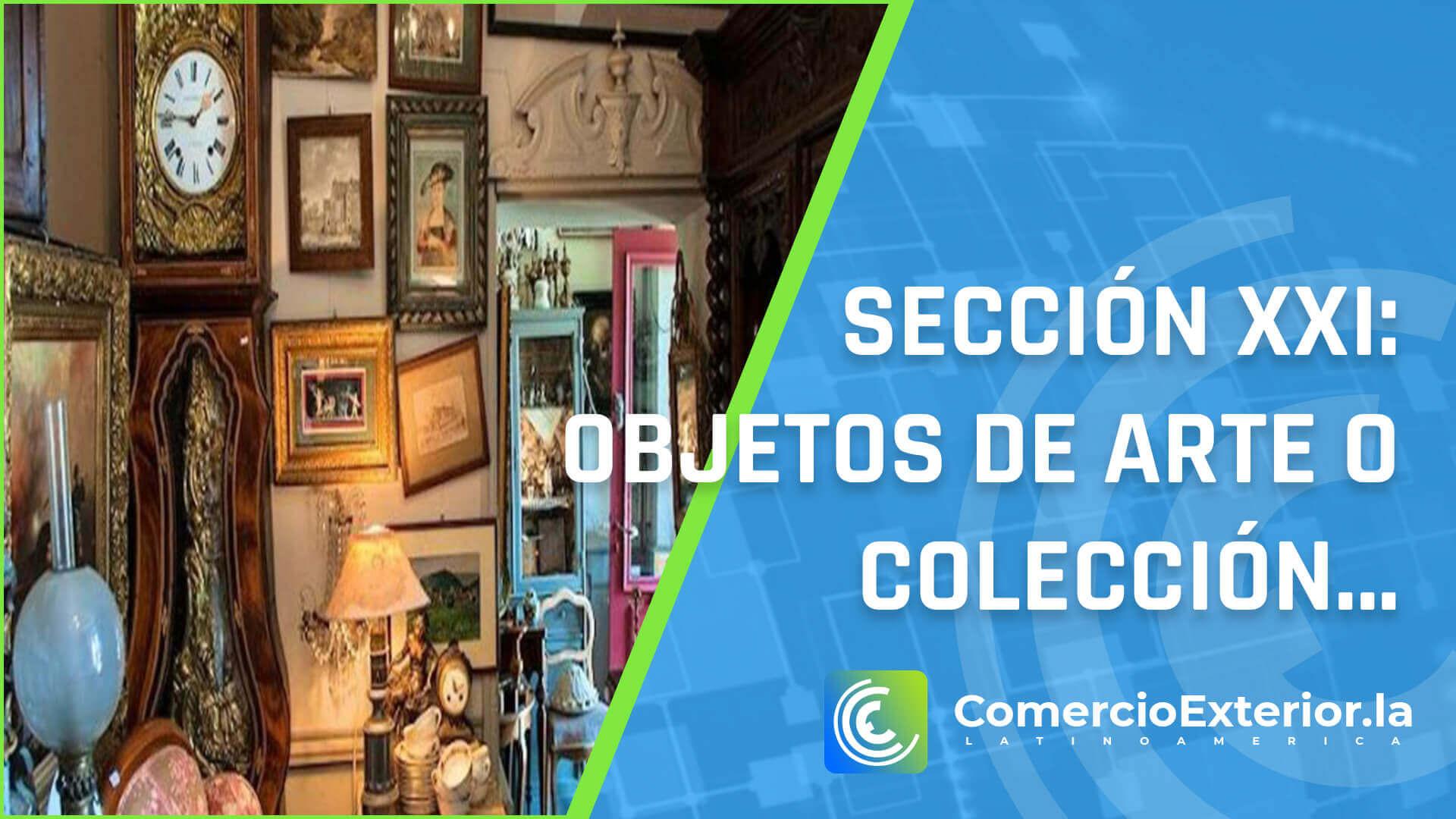 Objetos de arte o colección y antigüedades