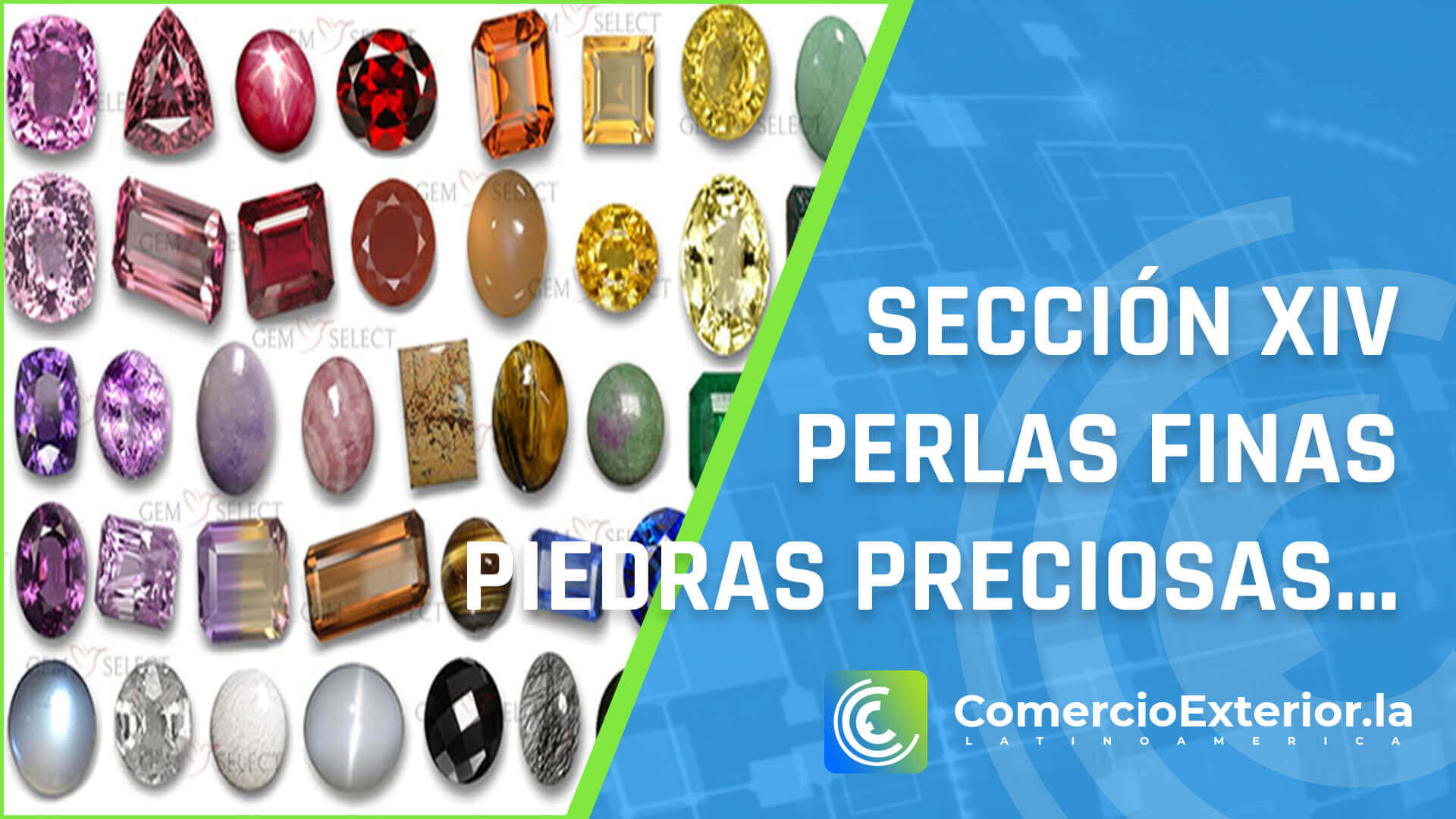 partida arancelaria - Perlas finas o cultivadas, piedras preciosas o semipreciosas, metales preciosos, chapados de metal precios