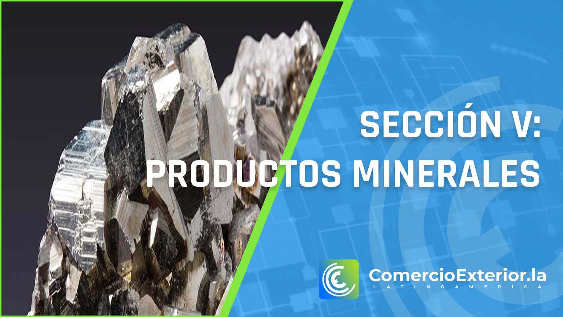 productos minerales