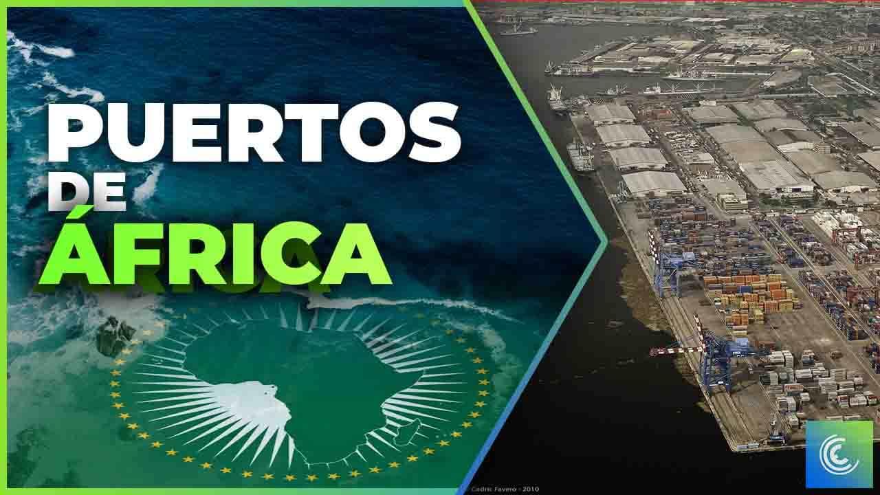 puertos maritimos de africa