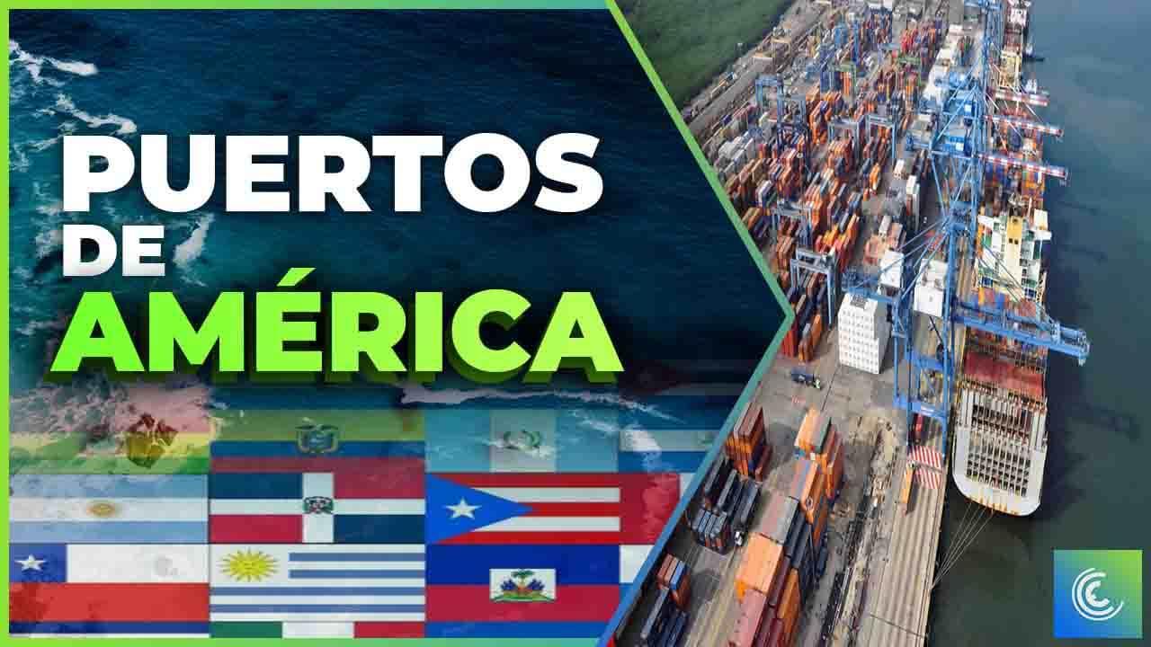 principales puertos maritimos de america