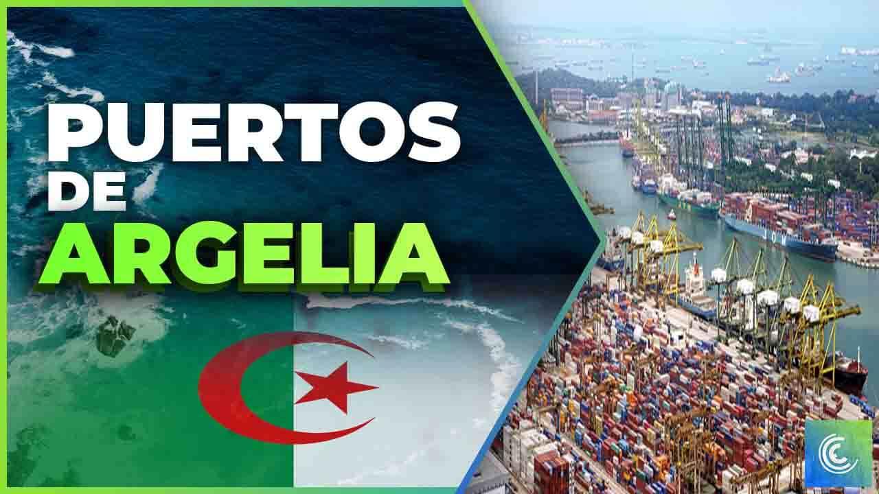 principales puertos maritimos de argelia