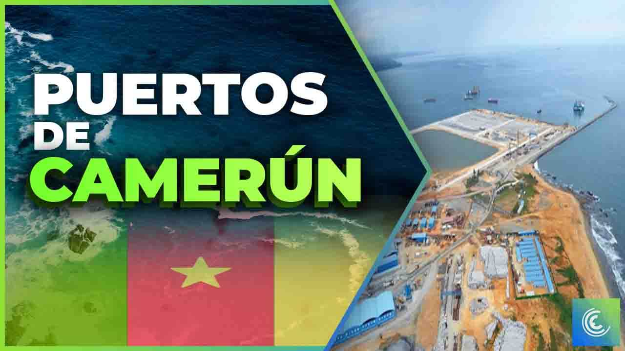 principales puertos maritimos de camerun