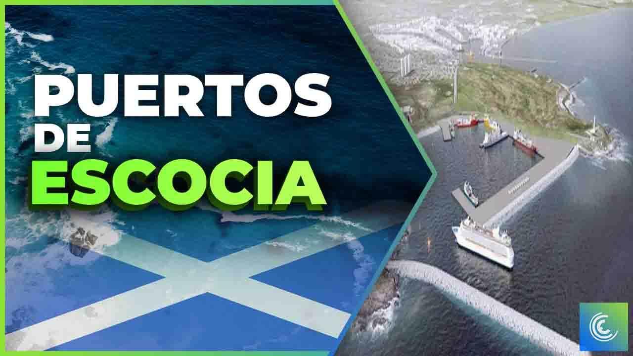 principales puertos maritimos de escocia