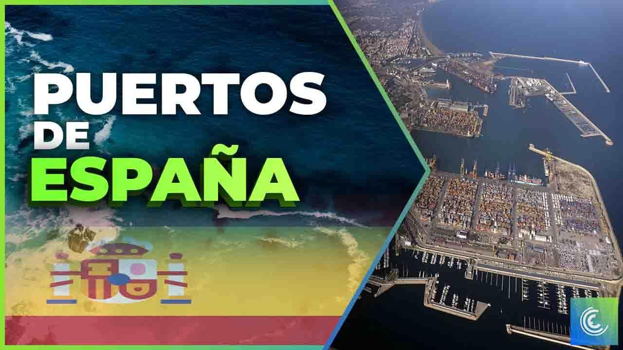 principales puertos maritimos de españa