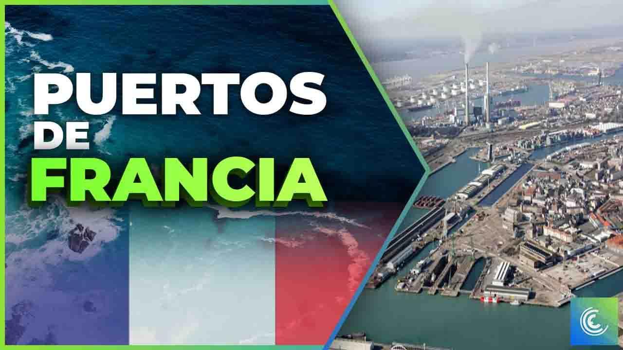 principales puertos maritimos de francia