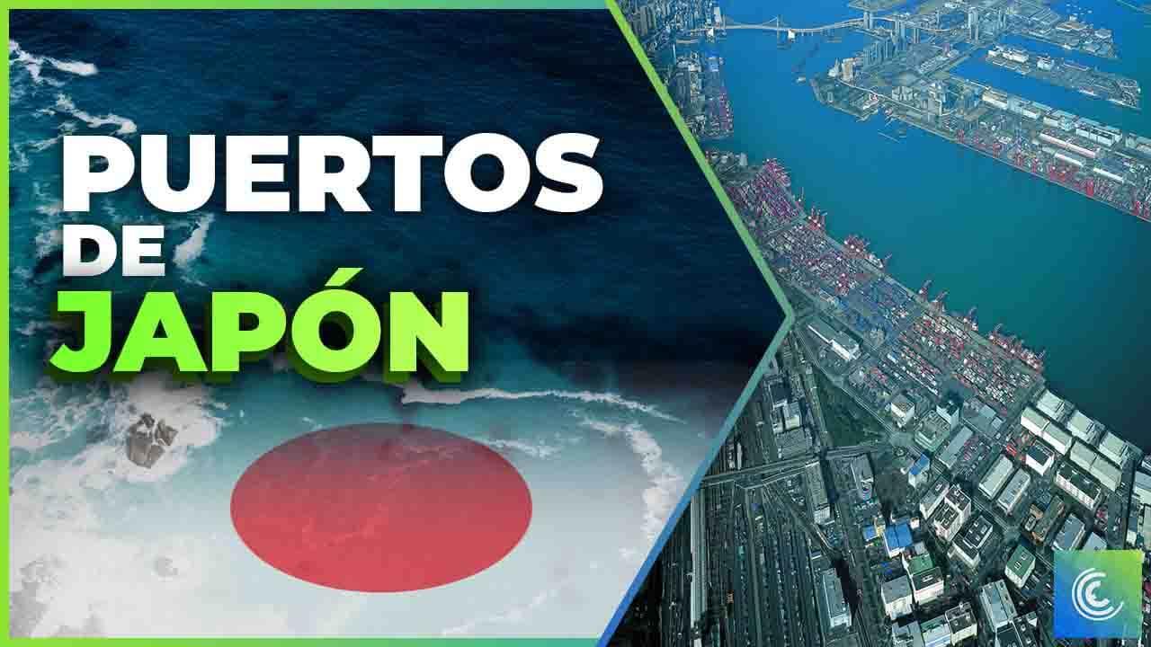 principales puertos maritimos de japon