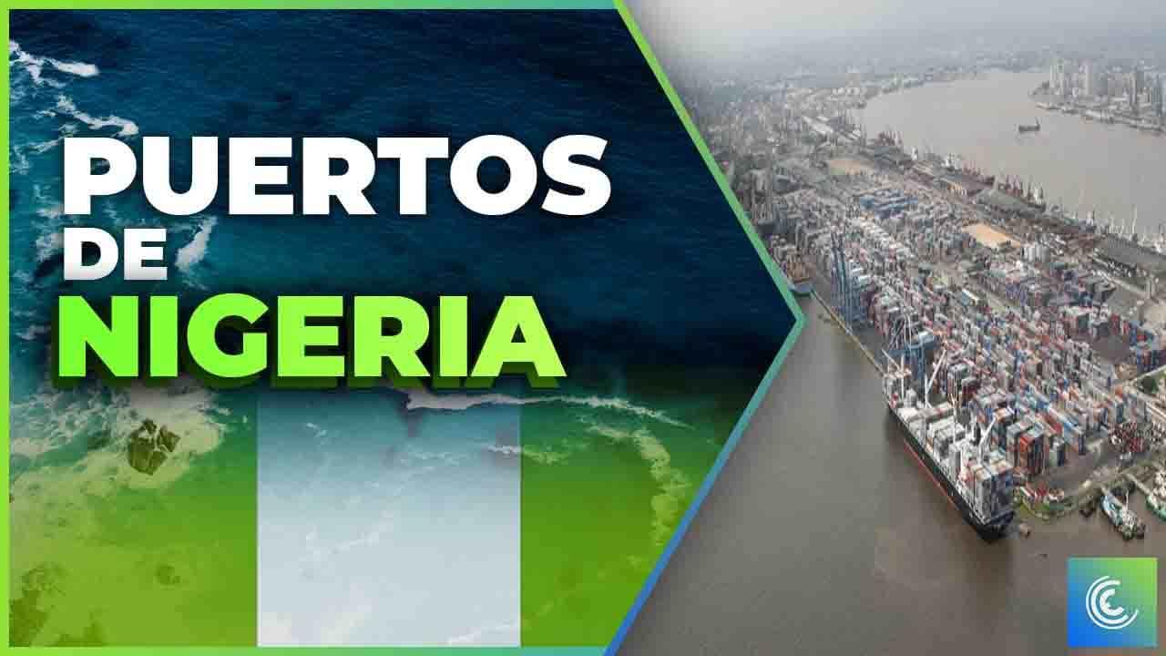 principales puertos maritimos de nigeria