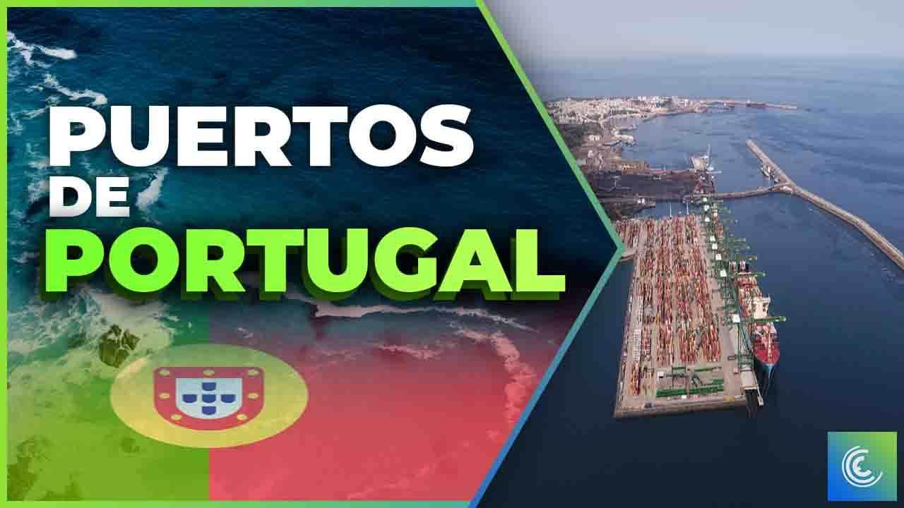 principales puertos maritimos de portugal