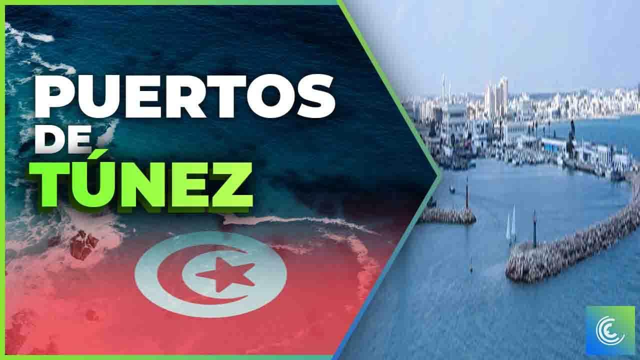 principales puertos maritimos de tunez