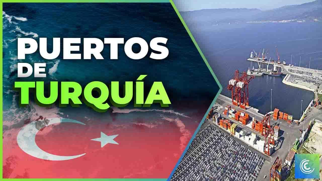 principales puertos maritimos de turquia