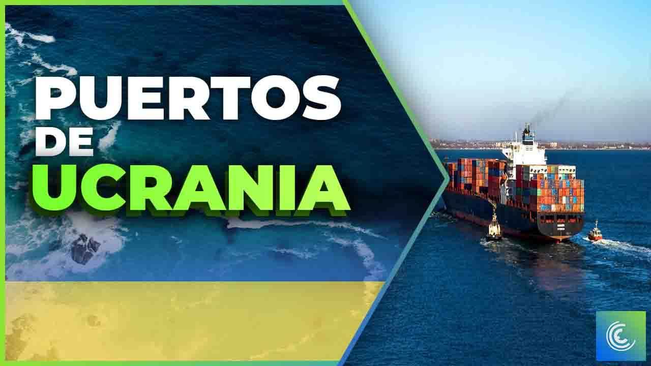 principales puertos maritimos de ucrania