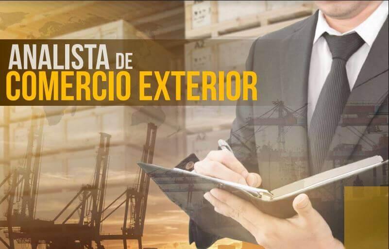 analista de comercio exterior - exportacion e importacion