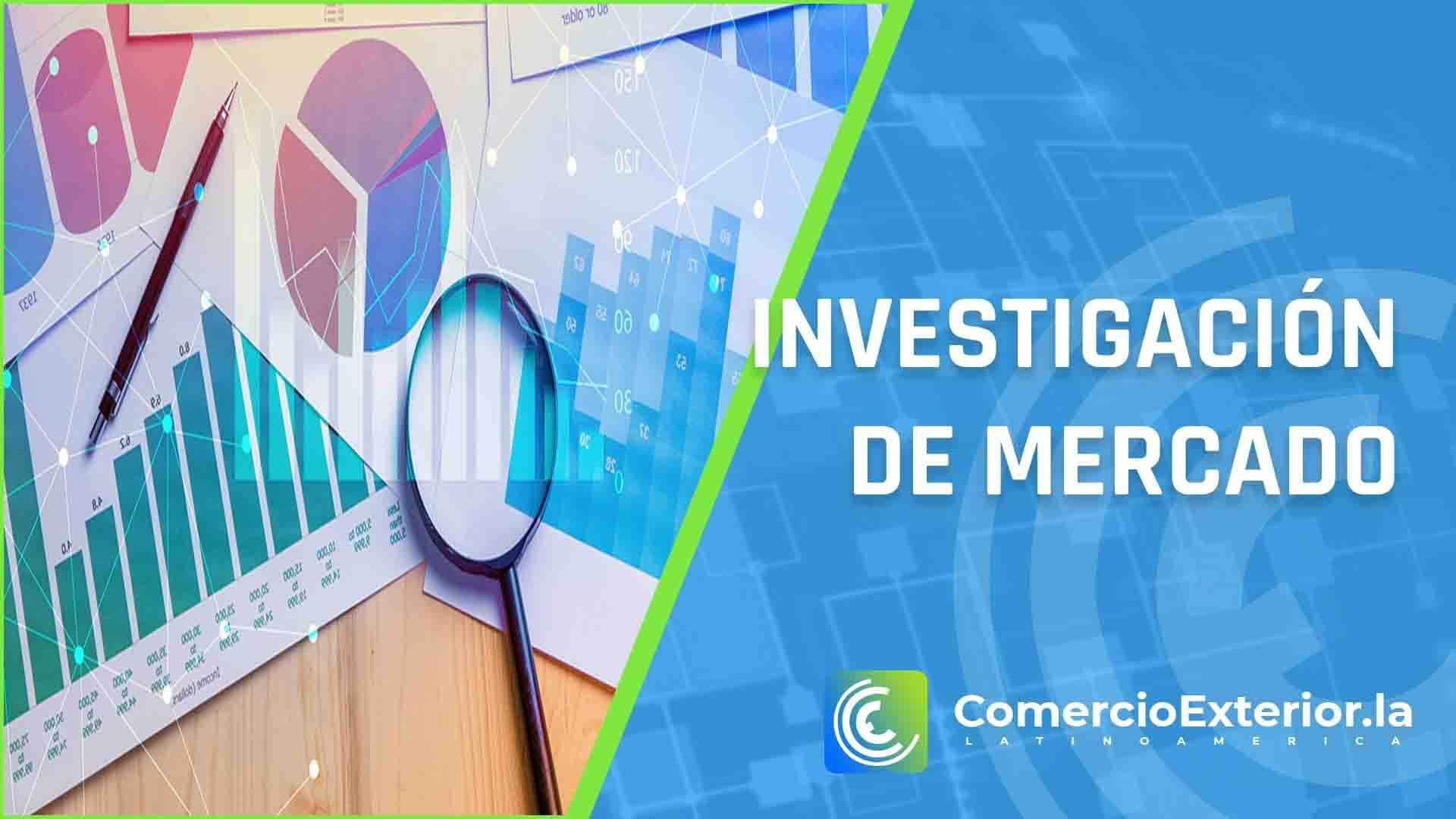 ¿que es la investigacion de mercado?
